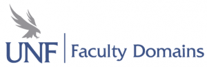 UNF Faculty Domains